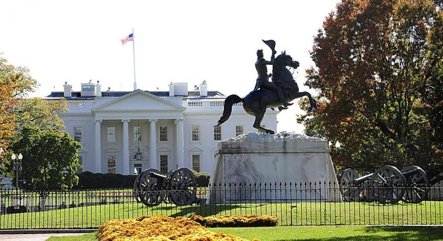 Den kontroversielle demonstration skal foregå i La Fayette Park, der ligger over for Det Hvide Hus' hovedindgang.