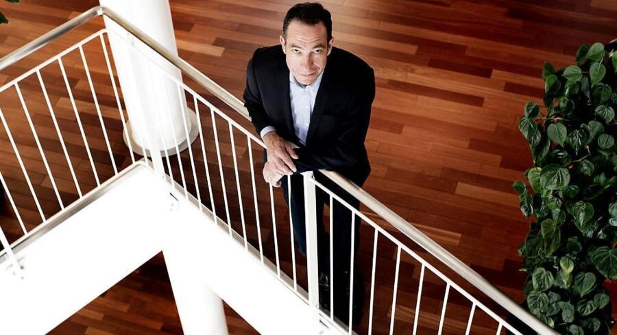 Anders Colding Friis er færdig som topchef i Pandora