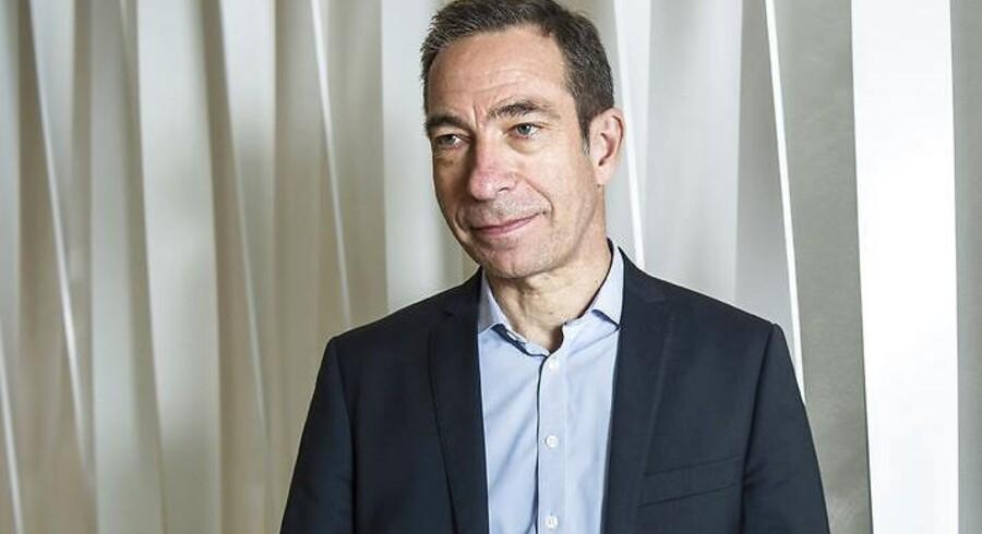 Pandoras afgående topchef, Anders Colding Friis