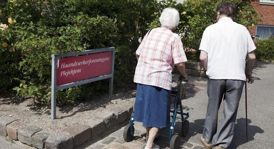 En varm sommer er skyld i omkring 250 dødsfald blandt især ældre, viser ny analyse fra Statens Serum Institut.