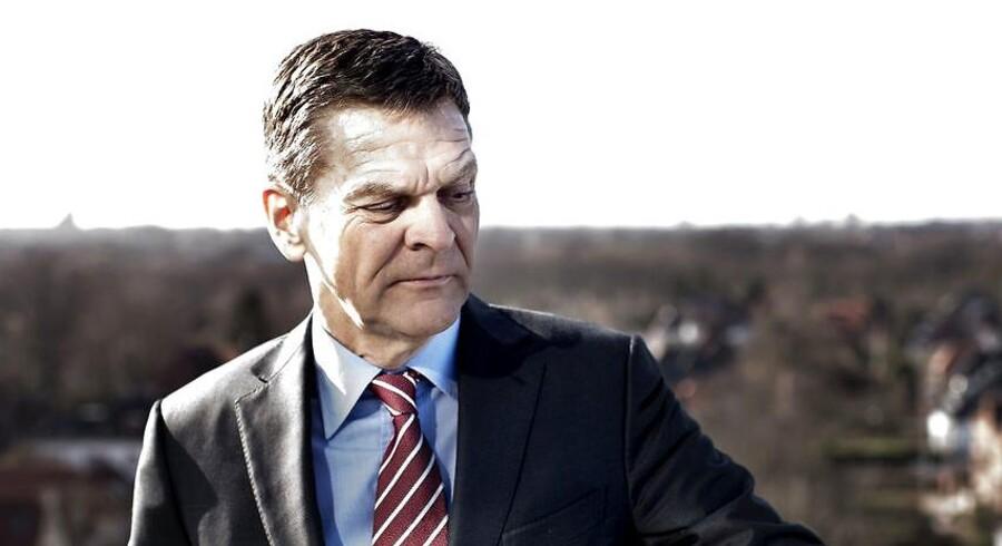 Bestyrelsesformand for Danske Bank, Ole Andersen.