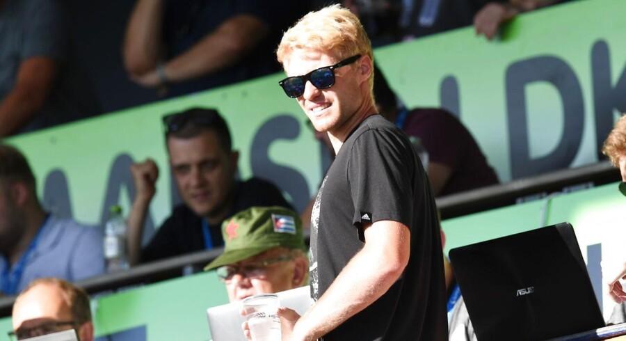 26-årige Sivert Heltne Nilsen har spillet 15 af 16 kampe i den norske liga i denne sæson,
