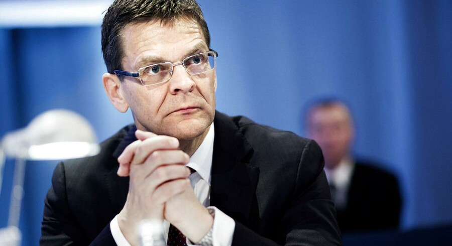 Danske Banks bestyrelsesformand Ole Andersen