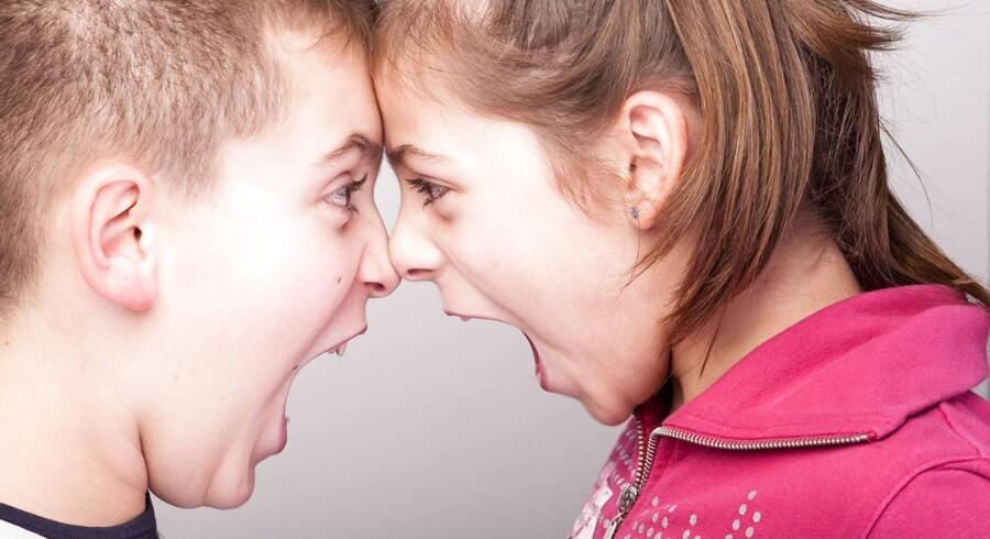 Hvis det gode søskendeforhold ikke kommer af sig selv, kan årsagen ligge dybere i familien.