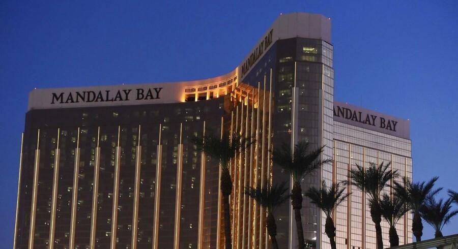 MGM Resorts mener ikke, at koncernen er ansvarlig for masseskyderi, der kostede 58 mennesker livet i oktober.