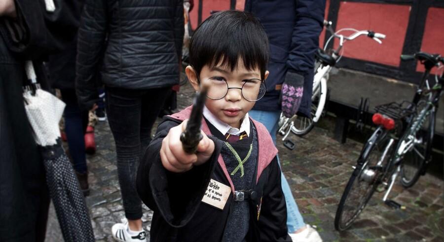 Arkivfoto: Harry Potter-festival i Odense.