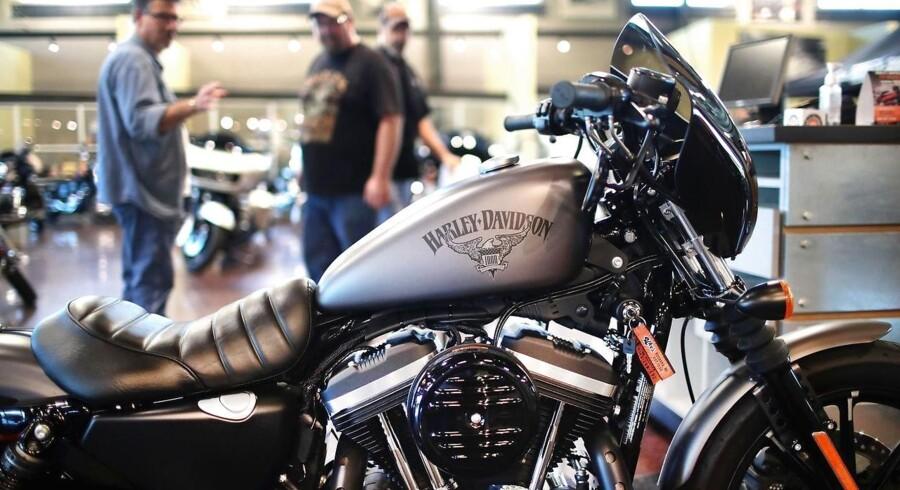 De omfattede amerikanske produkter er blandt andet Harley Davidson-motorcykler, Levis-cowboybukser og bourbon.
