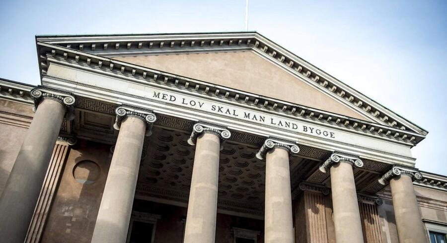 Tidligere fredag kendte Københavns Byret manden skyldig i 23 forhold - heraf handler de fleste om dødstrusler og flere om vold.
