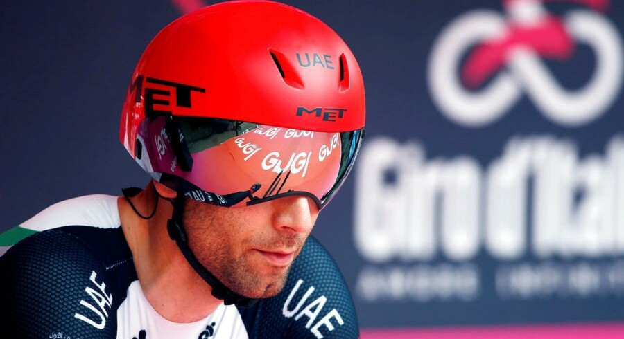 Diego Ulissi var stærkest, da cykelrytterne i Schweiz Rundt onsdag kørte den første deciderede bjergetape.