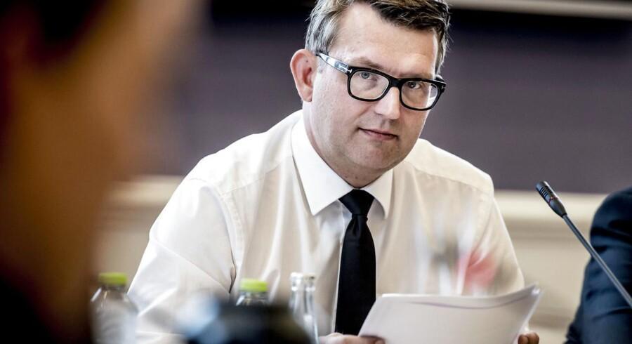 Troels Lund Poulsen mener, at kritikeres myter om 225-timers-reglen og kontanthjælpsloftet er gendrevet.