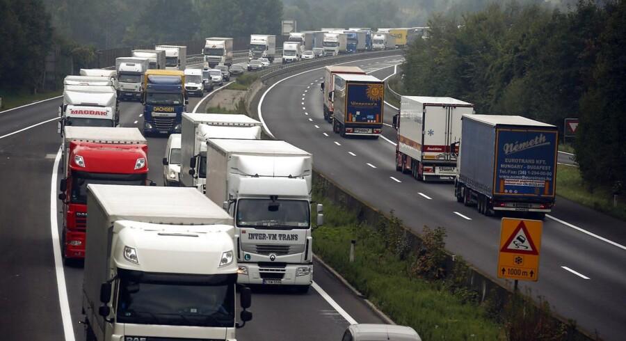 Arkiv: Den tyske A3-motorvej