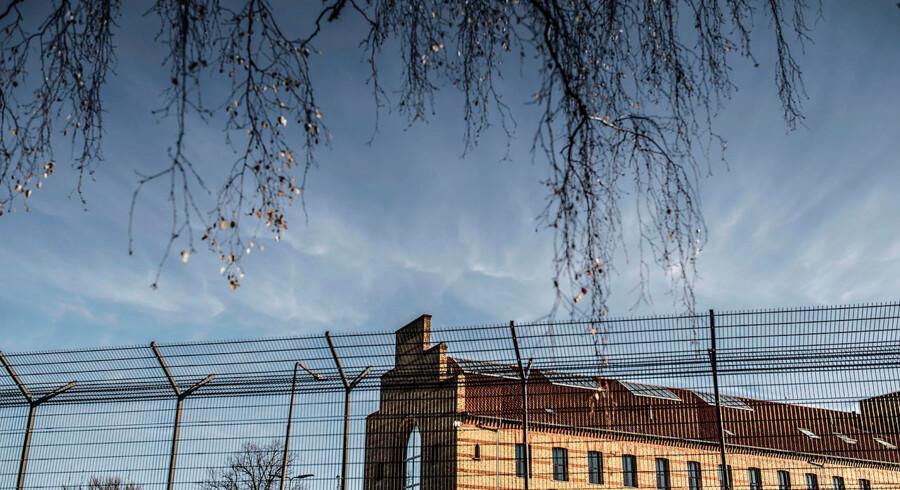 Vestre Fængsel.
