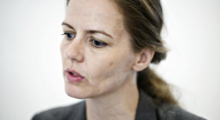 Sundhedsminister Ellen Trane Nørby (V)