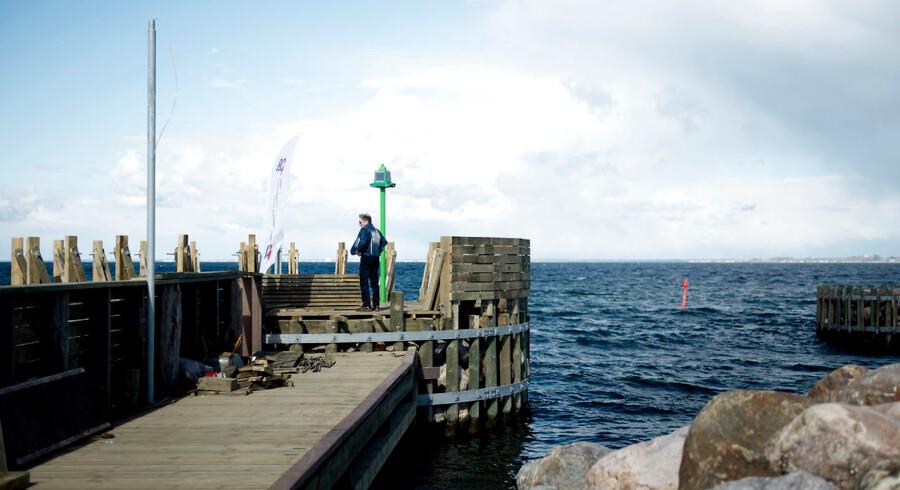 Arkivfoto: Vedbæk Havn.