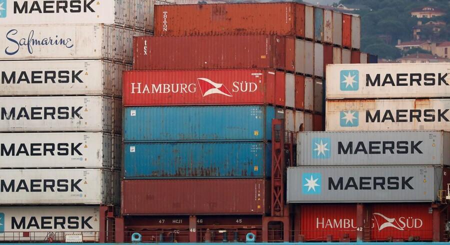 Maersk Drilling skal noteres på fondsbørsen i København i løbet af 2019.