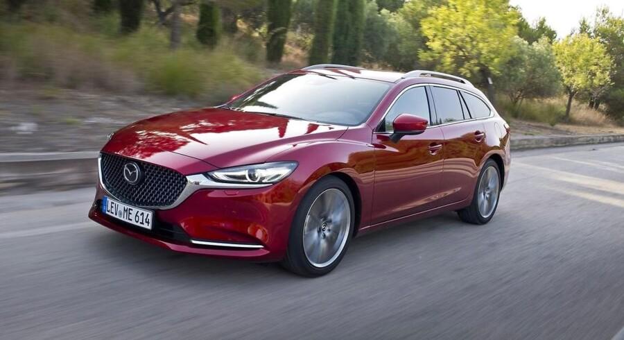 Efter seks år og flere facelift af varierende størrelse får Mazda 6 en større omgang med designændringer og mere udstyr