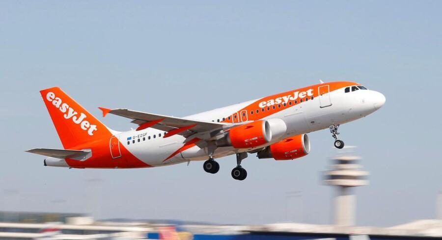 Aarhus Lufthavn jubler over den nye Easyjet-rute til London, og lufthavnsdirektøren drømmer allerede om op til ti ruter med det britiske lavprisflyselskab.