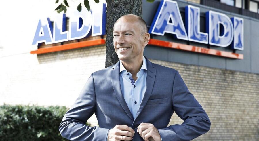 Den danske afdeling af discountkæden Aldi har fået tilført 200 millioner kroner fra Tyskland for at revitalisere kæden i Danmark.