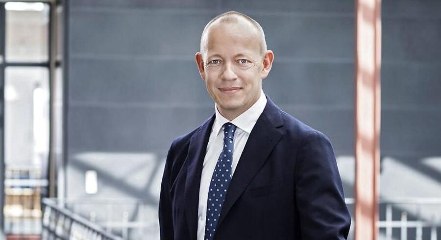 Rederiet Nordens topchef, Jan Rindbo