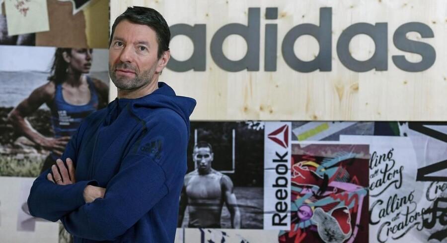 Adidas' danske topchef Kasper Rørsted