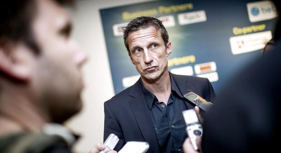 Brøndby-spillerne skal øve sig på at blive vindere, efter at holdet missede DM-guldet, siger sportsdirektøren.