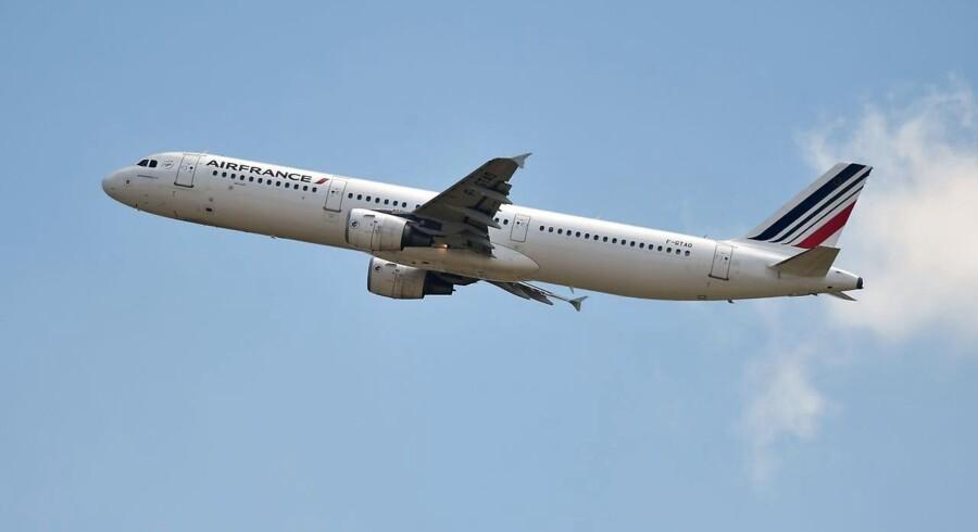 Air France-KLM tjente bedre end ventet trods strejker