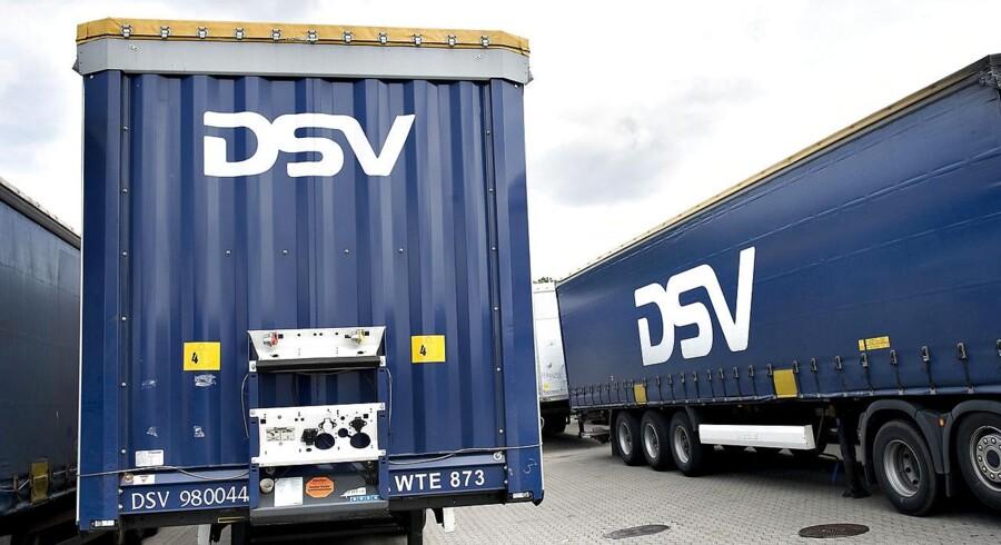 DSV får positiv opmærksomhed i ventet svagt marked