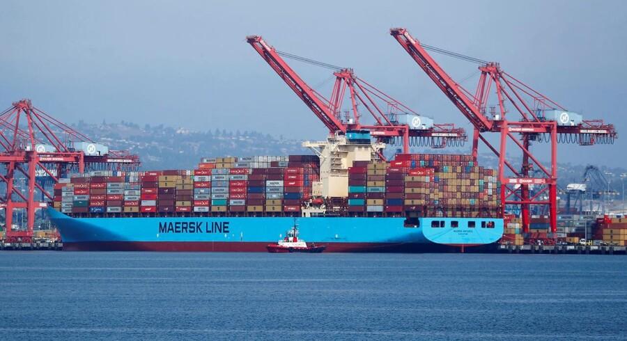 Tre af A.P. Møller-Mærsks japanske konkurrenter inden for containershipping har tirsdag morgen afleveret tal for første kvartal 2018/19 med blandede signaler til følge.