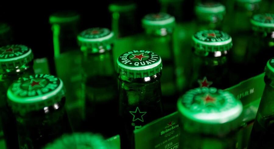 »Generelt set er der rimelig positive undertoner i det her regnskab. De ting, der skinner igennem på negativsiden, ligner meget noget, der er Heineken-specifikt,« siger Morten Imsgard, der er senioranalytiker hos Sydbank, til Ritzau Finans.