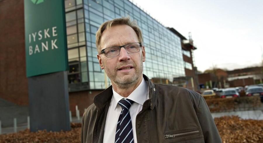 Jyske Banks ordførende direktør Anders Dam- (Foto: Henning Bagger/Scanpix 2013)