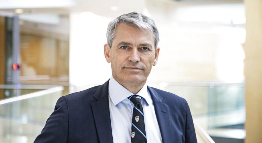 »Vi skal blive ved med at gøre det, vi tidligere har gjort hos VA. Vi har gjort det rigtig godt i mange år, og vi prioriterer det meget højt,« siger Anders Hedegaard, der er administrerende direktør hos GN Hearing, til Ritzau Finans.