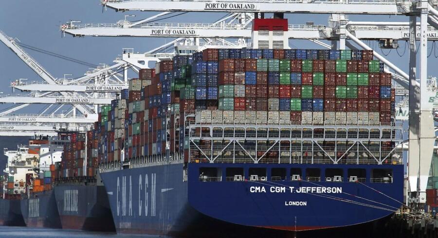 Deltagerne i Berlingske Business Toplederpanel frygter ikke, at deres egen virksomhed bliver ramt i handelskrigen, men de er nervøse for, at handelskrigen kan bremse opsvinget i den globale økonomi.