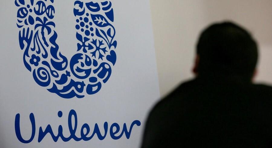 Den hollandske koncern Unilever.