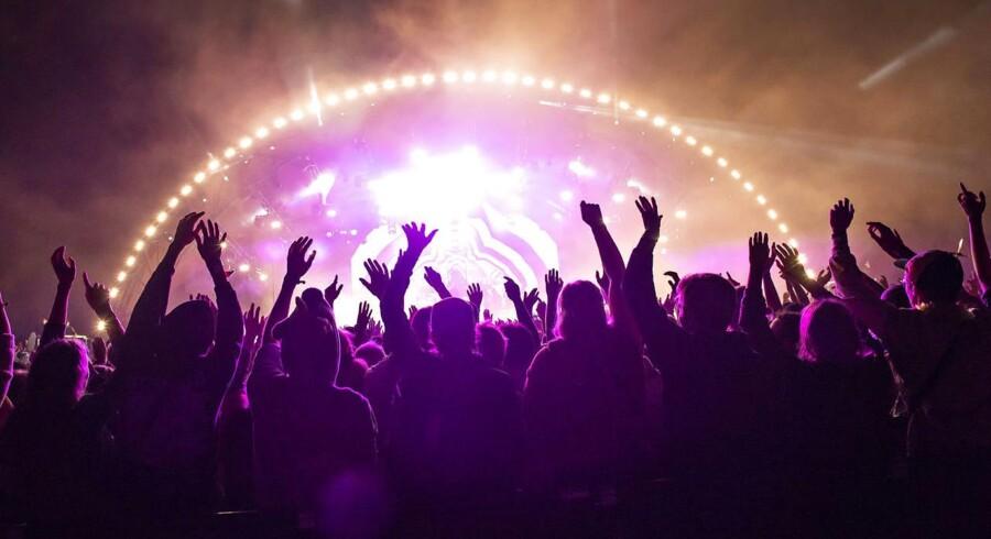 DTU-studerende barberer Roskilde Festivals CO2- og pengeforbrug ned