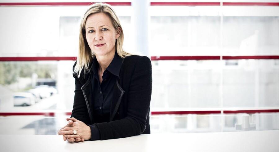 Aktiekursen på Zealand Pharma-aktier har stået stille, mens pipelinen har vist fremdrift. Det konstaterer investeringsøkonom i Nordnet Per Hansen.Zealand Pharmas nye adm. direktør Britt Meelby Jensen.