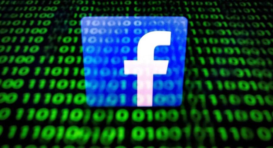 Facebooks indsamling af data om brugerne gennem en særlig app er imod Apples regler, og Facebook fik derfor mulighed for selv at fjerne appen, inden Apple smed den ud. Arkivfoto: Lionel Bonaventure, AFP/Scanpix