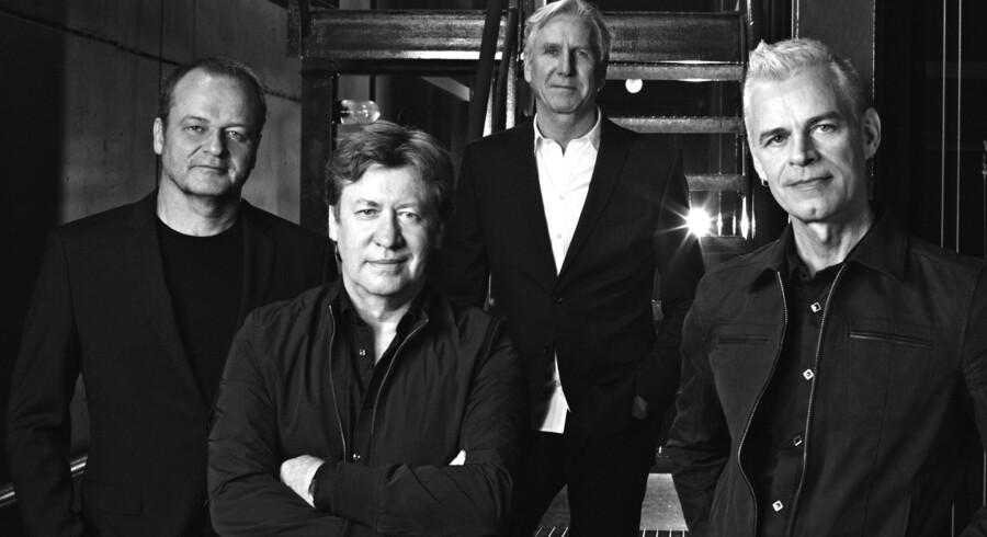 TV-2 udgav senest albummet »Det gode liv« i 2015.