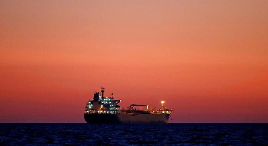 ARKIVFOTO: Nordic Shipholding nedjusterer forventningerne til 2018 og venter nu et EBITDA-resultat på 1,5-4,5 mio. dollar og et resultat før skat på mellem minus 18 og minus 15 mio. dollar.
