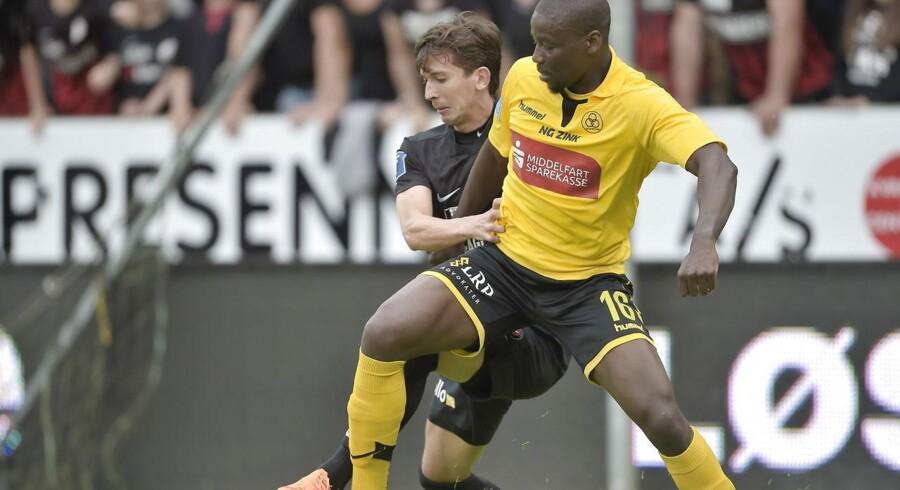 Hvis FC Midtjylland vinder over AC Horsens, bliver de nummer et i Superligaen