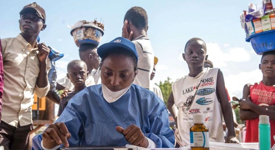Antallet af døde ved et udbrud af ebola i Den Demokratiske Republik Congo steg mandag til 26, da en person døde af sygdommen i den nordvestlige by Mbandaka.