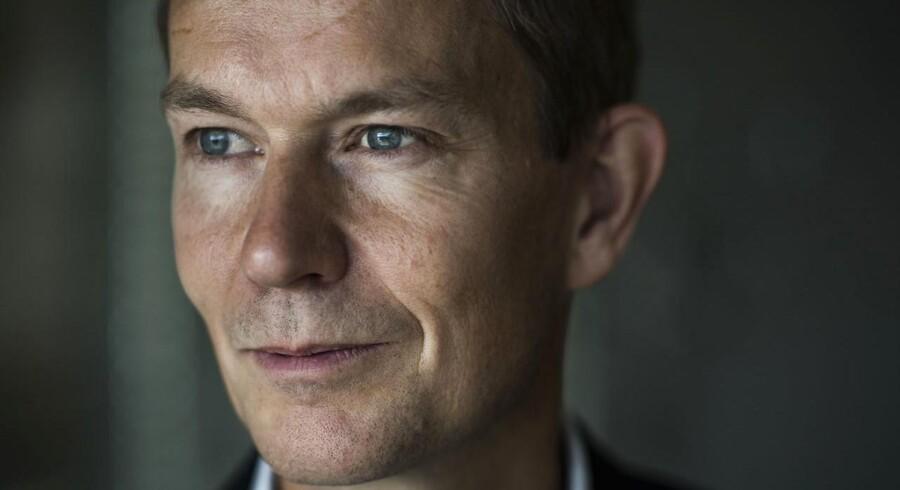 Mads Peter Zacho, adm. direktør for J. Lauritzen. Arkivfoto.