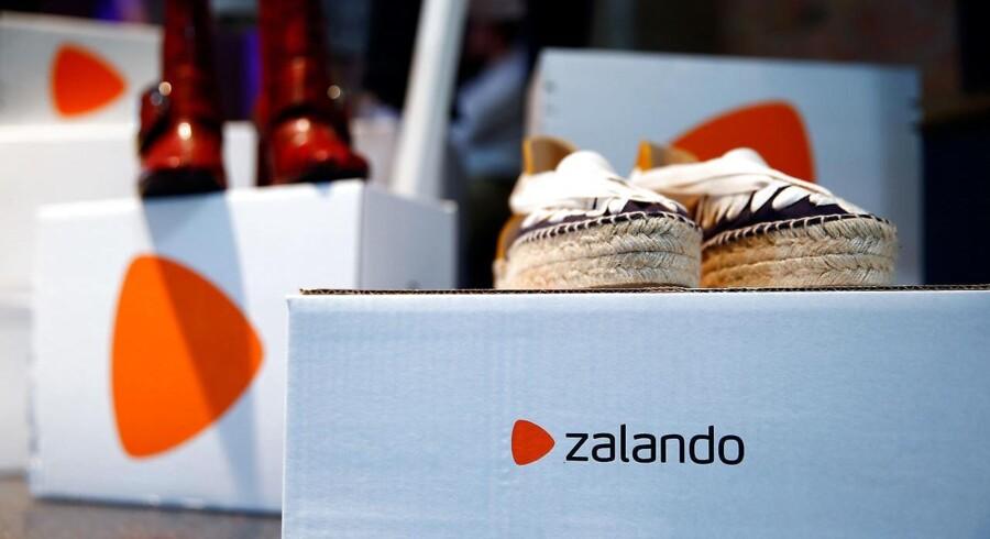 Zalando er den mest populære netbutik blandt danskerne