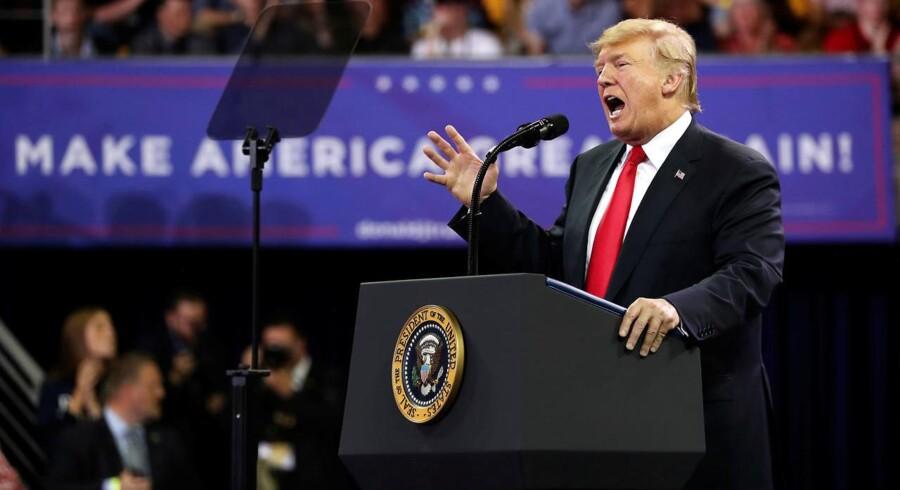 EU's beslutning om told på nøje udvalgte amerikanske varer blev godkendt torsdag i sidste uge i Bruxelles. Det blev gjort som svar på den amerikanske præsidents beslutning om nye toldsatser på stål og aluminium.