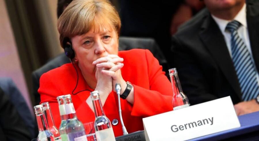 Det tyske IFO-institut ved universitetet i München har skåret gevaldigt i sine estimater for væksten i den tyske økonomi i 2018 og til næste år.