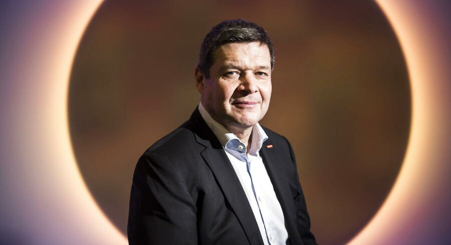David Briggs, administrerende direktør i Velux.