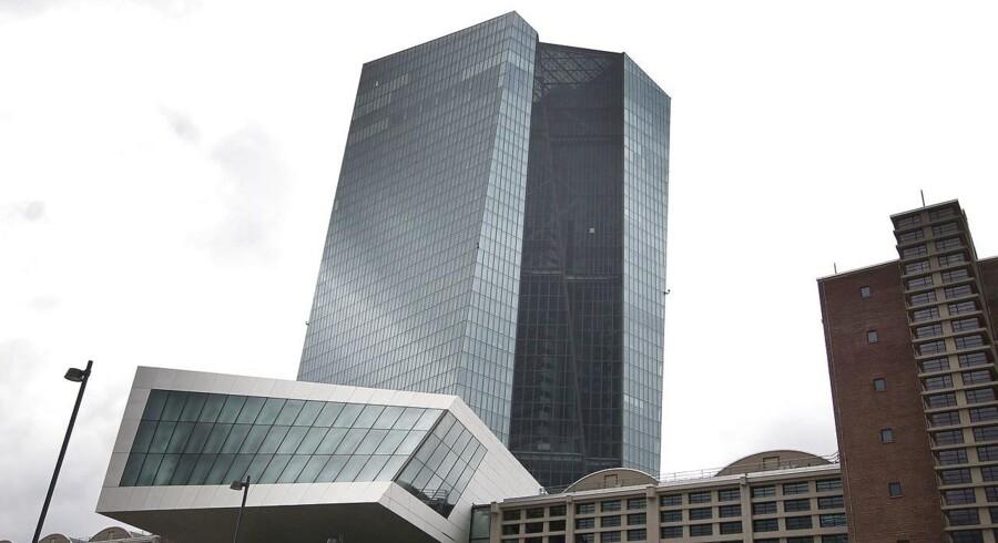 Den Europæiske Centralbank (ECB) forlænger sit opkøbsprogram af obligationer frem til udgangen af 2018, oplyser banken i forbindelse med sit rentemøde torsdag.