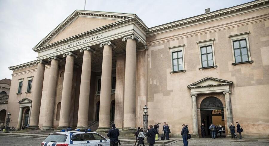 Dommen er faldet fredag i Københavns Byret.