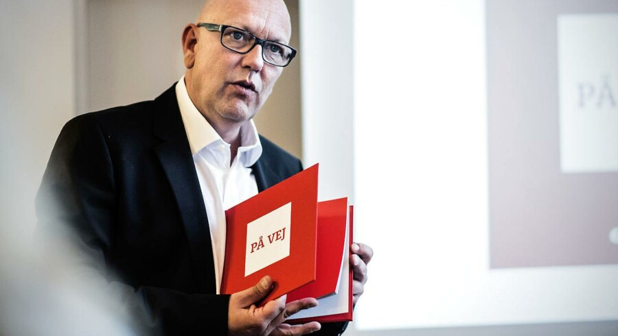 Coops administrerende direktør Peter Høgsted. (Foto: Sophia Juliane Lydolph/Scanpix 2015)
