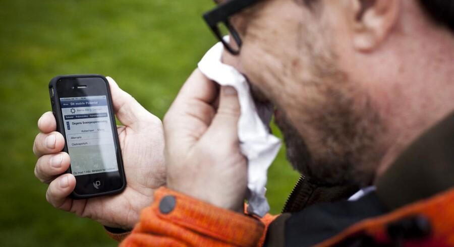 App til smartphones: Dit mobile pollental.