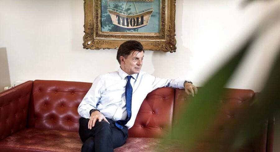 Lars Liebst, adm. direktør i Tivoli.